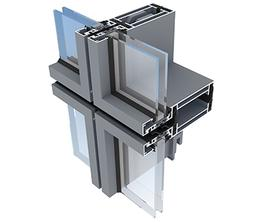 AA®265 Unitised Curtain Wall image