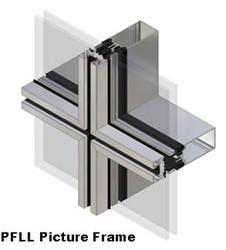 AA®100 50mm Curtain Wall - Kawneer