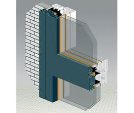 AA®4001 Framing System - Kawneer