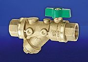 1807 Strainer Ball Valve image