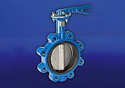 Ductile Iron Fully Lugged Butterfly Valve. Available up to DN600. Valve body fully- lugged. Long neck for insulation. Maintenance free. Good control characteristics....