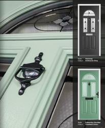 Solid Timber Core Doors image