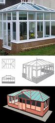 Double Hipped Conservatory image
