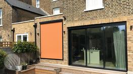 External Blinds, Outdoor Roller Blinds, External Roller Blinds - Caribbean Blinds UK