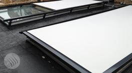 Conservatory Roof Blinds, Skylight Blinds, External Roof Blinds - Caribbean Blinds UK