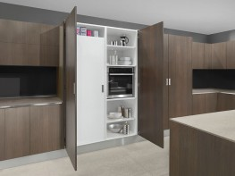 Eclipse Pocket Door System for Disappearing Cabinet Doors - Lord Lionel