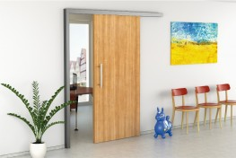 80S Sliding Door System for Acoustic Sliding Doors image