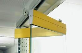 Hawa Variofold 80/GV Frameless Glass Folding Wall System - Lord Lionel