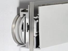 Metalglas Indipendant V-8000 Trackless Sliding Door Systems - Lord Lionel
