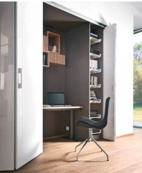 Hawa Folding Concepta 25 for Bi-Folding Cabinet Doors - Lord Lionel