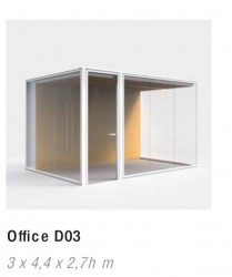 Envatech Qbox Modular Office Cubicles - Lord Lionel