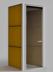 Envatech Free Standing Phone Booth for Offices image