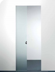 Xinnix Pocket Sliding Door System for Frameless Glass Doors image