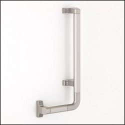 PBA PROGRAMMA 400-ALU  FIxed Bathroom Grab Rails image