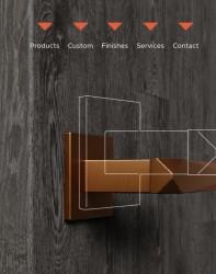 Loxta Custom Made Door Handles and Door Hardware - Lord Lionel
