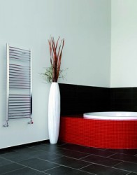 Merriott Towel Radiators are offered in a choice of oval and round versions, white or chrome, in three heights and a variety of lengths. Merriott Towel Radiators can be supplied in three versions to suit central heating, electric only or dual purpose modes. Co...