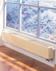 Merriott Radiavector Radiators are a highly efficient space-saving solution for projects where wall space may be at a premium as they offer very high outputs but they are low-level radiators. The height of the radiavector increases in increments of 70mm, from ...