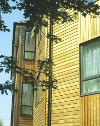 Thermowood Exterior Cladding By Mets Wood