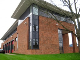 Hampshire Stock Red Multi ATR - Michelmersh Brick Holdings