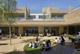 Highly accomplished Marlborough Primary School by Dixon Jones