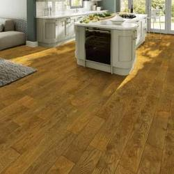 Elite – Oak Natural Hand Scraped & Lacquered Flooring TF416 image