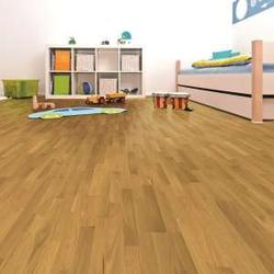 Engineered – 3 Strip Family Oak UV Oiled Flooring TF107 image