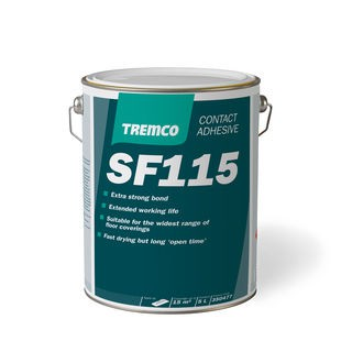 Sf115 Contact Adhesive By Tremco