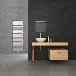The Concord Towel Rail offers a stunning alternative to tubular towel rails....