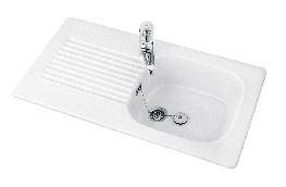 Tudor Built-in sinks image