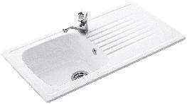 Targa Built-in sinks image
