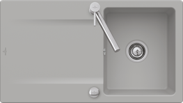 Siluet flat Flush-fit sinks image
