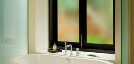Acid etched translucent glass ideal for both internal and external applications...