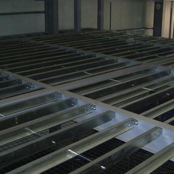 Mezzanine Floor Purlin By Metsec
