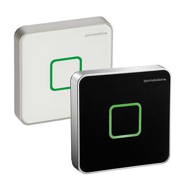 Compact 9110 RFID Card Reader - dormakaba UK & Ireland