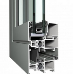 Concept System® 59 offers a complete range of insulated profiles for the construction of elegant and moderately priced aluminium windows. The system is available in a variety of aesthetic styles: Functional, Renaissance, Softline and Hidden Vent —to match y...