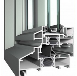Concept System® 38-SL is a thermally insulated system for inward and outward opening windows that combines elegant design, stability and ease of production. The system's austere style and slender contours on the outside give it the look & feel of steel with...