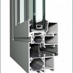 Eco System is a well-insulated system for inward and outward opening windows, that combines aesthetic design and energy efficiency at a moderate price. The system's limited built-in depth allows its application in many constructions, even with reduced wall t...