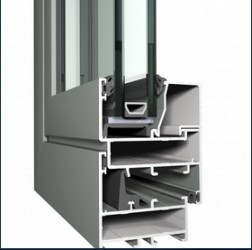 Concept System® 59Pa offers an extensive range of non-insulated profiles for the construction of elegant and moderately priced aluminium flush doors. CS 59Pa is the ideal system for applications in warm climates but it can also be used for the partitioning of...