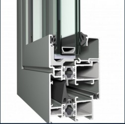 Concept System® 59 offers an extensive range of insulated profiles for the construction of elegant and moderately priced aluminium flush doors. The system is available in a variety of threshold solutions to perfectly match all comfort and aesthetic requiremen...