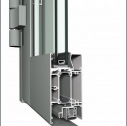 Concept System® 68 includes a qualitative flush door system, with high stability, thermal insulation and increased security. This flush door range is available in all types of inward and outward opening configurations, realised with a wide range of door locks...