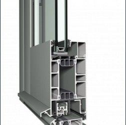 Concept System® CS 77 includes a high-quality flush door system, which meets the elevated requirements regarding thermal insulation, stability and security. With regards to security, different door variants are specially designed and tested for burglar resist...