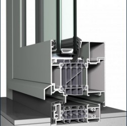Concept System® CS 86-HI includes a highly insulated and robust flush door system, which meets the highest requirements with regard to safety, thermal insulation and stability, allowing the creation of large entrance doors. This flush door range is available ...