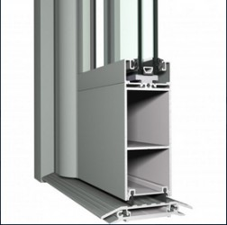 VISION 50 is a non-insulated flush door system, offering solutions for a wide range of ground-floor or shop front constructions. The door system is available for single and double swing doors, but also for standard inward or outward opening doors. Various devi...
