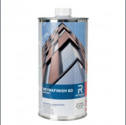 Cleaner/degreaser that removes 'fresh' adhesives from corner angles and protection foil residue, wax pencil and rubber trace marks, pur foam, sealants, tar…