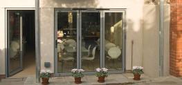 Aluminium Bi-Folding and Multi-Folding Doors image