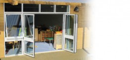 Aluminium Commercial Shopfronts and Doors image
