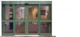 Aluminium Commercial Shopfronts and Doors - CWG Choices