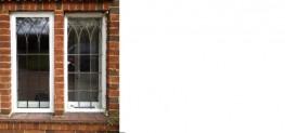 Aluminium Slimline Replacement Windows image