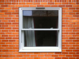 Aluminium Vertical Sliding Windows image