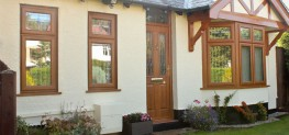 PVCU Front and Back Single Doors - CWG Choices
